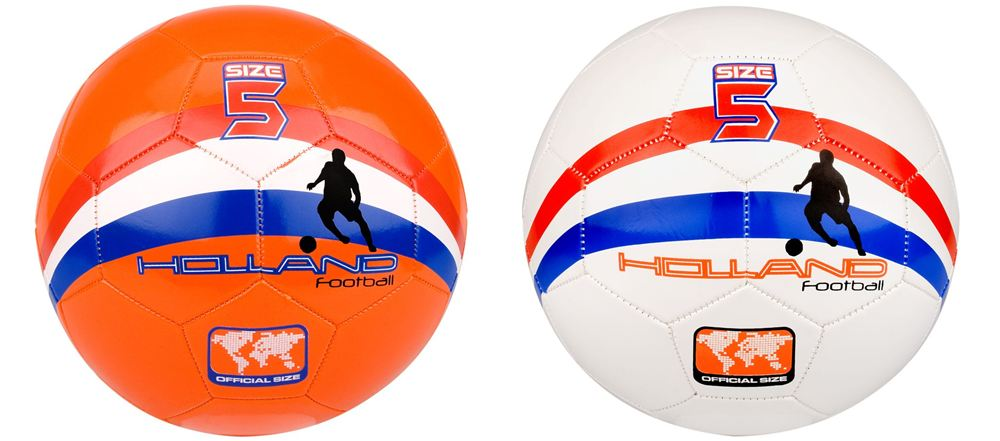 Bal Voetbal Holland Promo