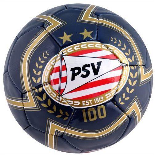 Bal PSV Leer Groot Blauw 100 Jaar