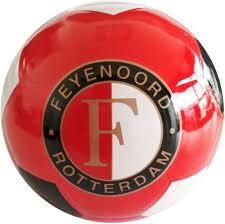 Feyenoord Spaarpot Feyenoord Bal Keramiek