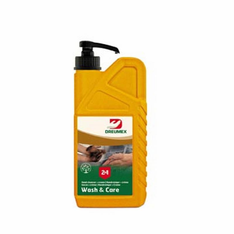 ZEEP DREUMEX WASH & CARE 1L INCL CAN EN POMP