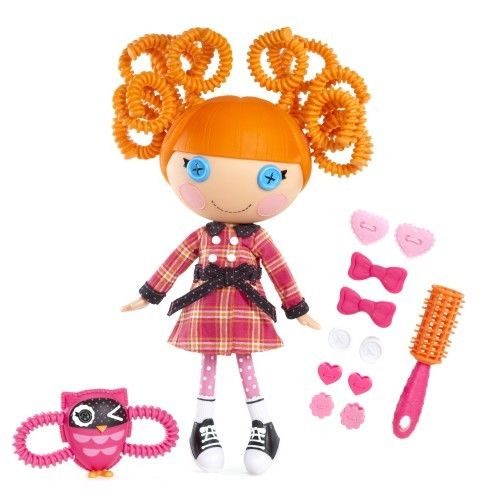 Pop Lalaloopsy Silly Hair Bea Spells-A-Lot