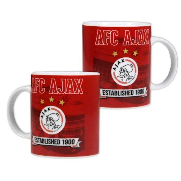 Mok Ajax Rood 1900 Stadion Arena