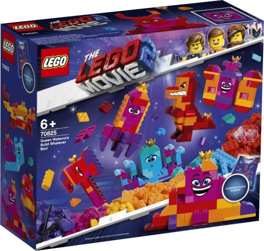 Koningin Wiedanook Watdanook`s bouw iets doos Lego (70825)