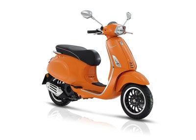 Vespa Scooter 25km Sprint 4t-2v Oranje 890/ a