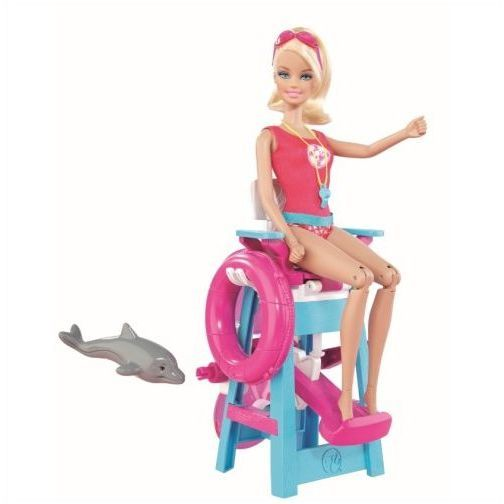 Strandwacht Barbie