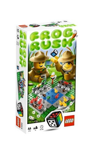 Frog Rush Game Lego 3854