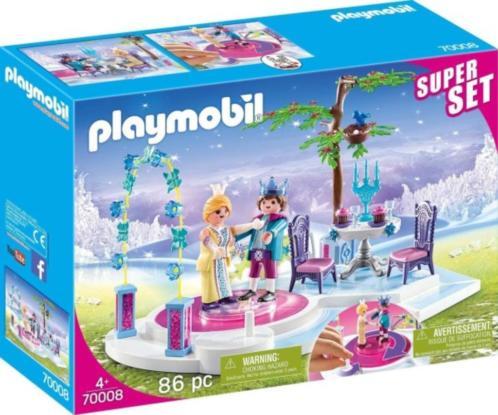 Playmobil SuperSet koninklijk bal Playmobil (70008)