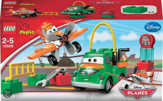 Dusty en Chug Duplo Lego 10509