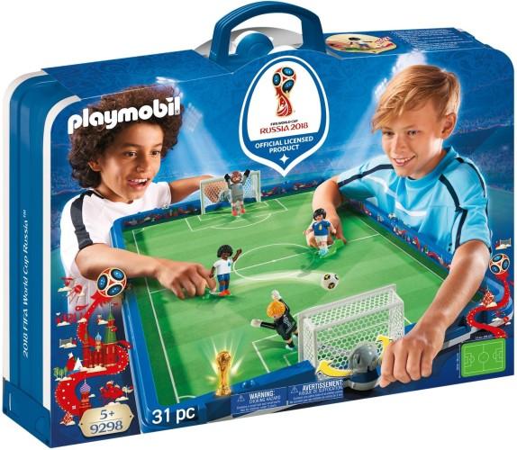 Mijn meeneem voetbalstadion FIFA 2018 Playmobil (9298)