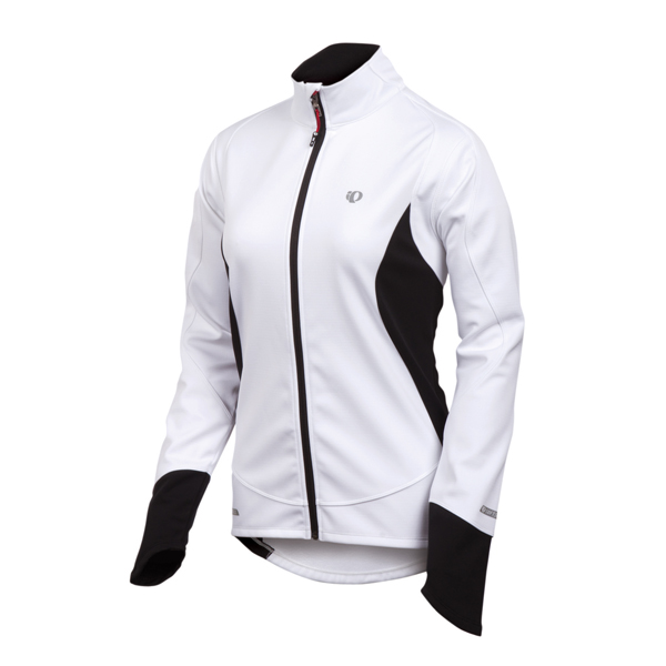 W PRO SOFTSHELL 180 JACKET WHITE XL