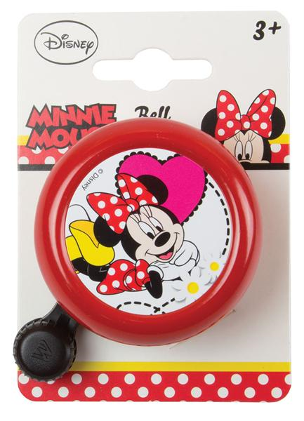 Widek bel Minnie Mouse rd op krt