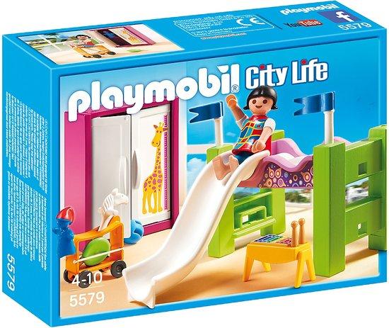 Kinderkamer met hoogslaper Playmobil (5579)