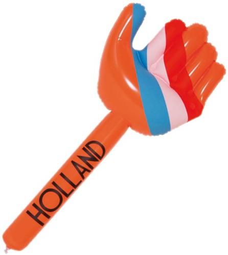 Opblaas Hand Holland Drie Kleur