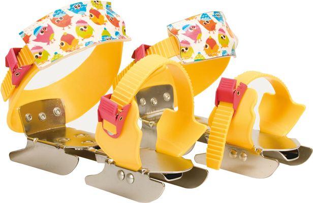 Glij ijzers Verstelbaar Yellow 24-34