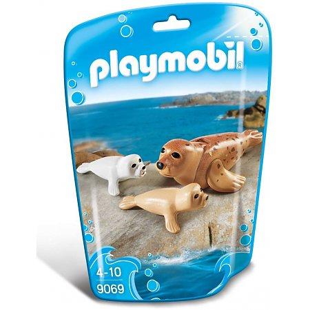 Zeehond met pups Playmobil (9069)