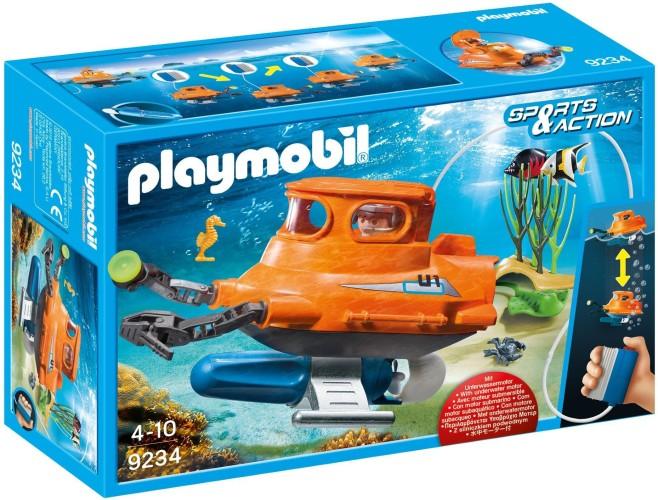 Duikklok met Onderwatermotor Playmobil (9234)