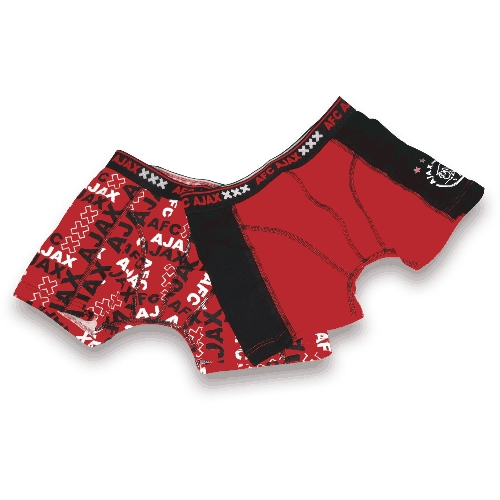 Ajax Boxer S Short Senior 2-Pack (S)