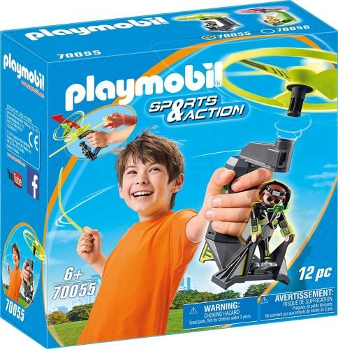 Playmobil Propeller Top Agent Playmobil (70055)