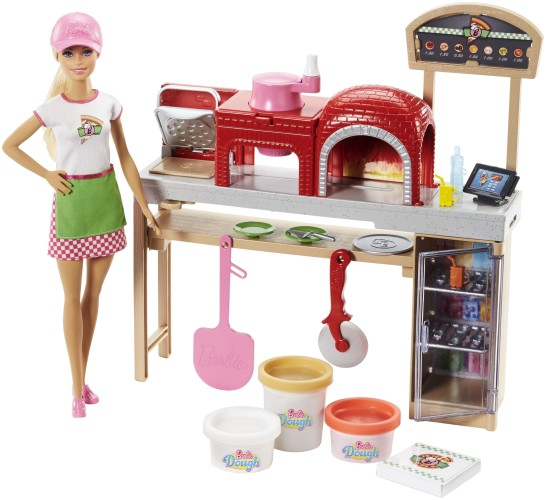 Pizzabakker Speelset Barbie (FHR09)