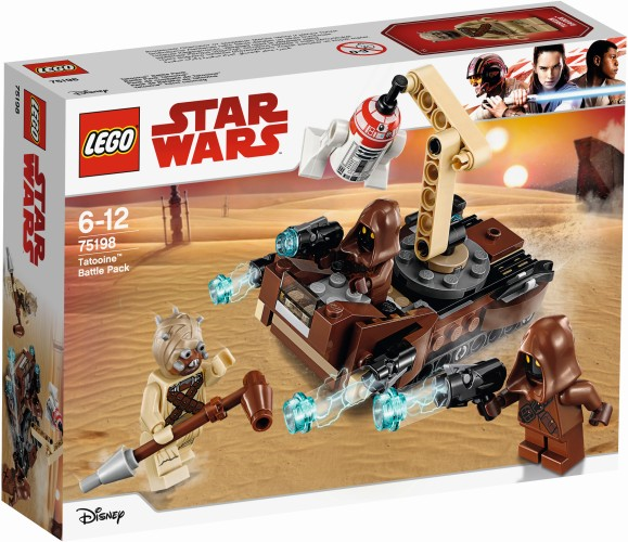 Tatooine Battle Pack Lego (75198)
