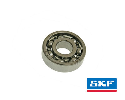 LAGER 6000 2RS1 SKF