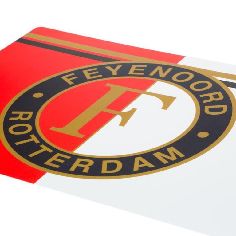 Placemat Feyenoord Logo
