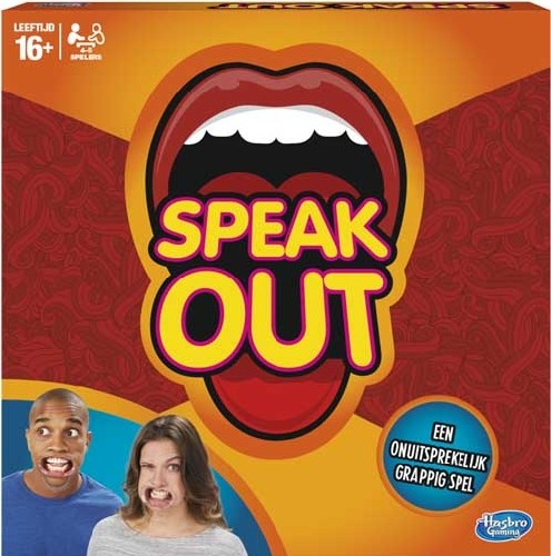 Speak out (C2018)