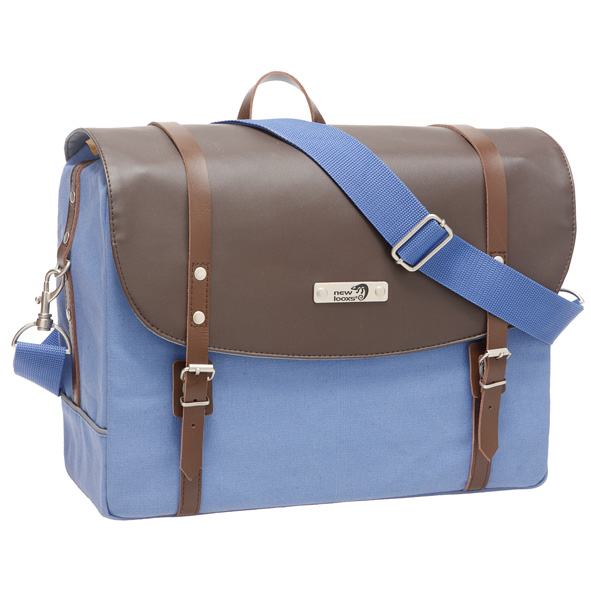 NL tas 265 Bolzano single blue