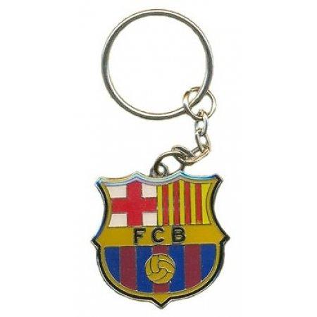 Barcelona Sleutelhanger Logo