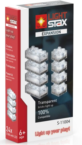 Uitbreiding Light Stax: mix 24 stuks ass (LS-S11004)