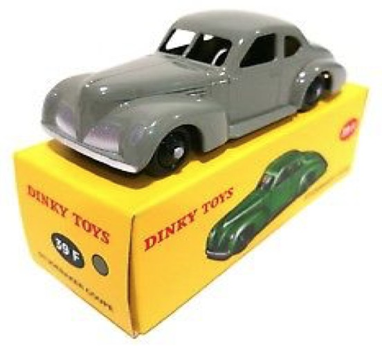 STUDEBAKER COUPE 1939 (I:43) DINKY TOYS