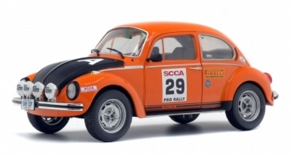 VW KEVER 1303 SCCA (SPORTS CAR CLUB OF AMERICA) RALLY #29 1980 SOLIDO (1:18)