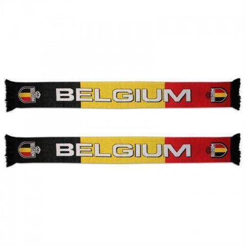 Sjaal Belgium Zwart Geel Rood Belgie