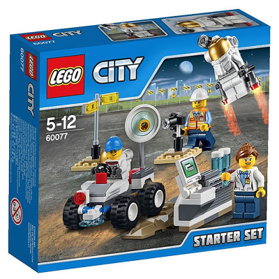 Ruimtevaart Starter Set Lego (60077) City