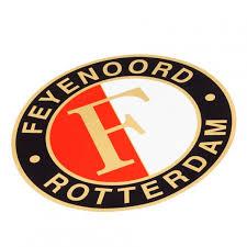 Feyenoord Sticker Feyenoord Classic Logo 10