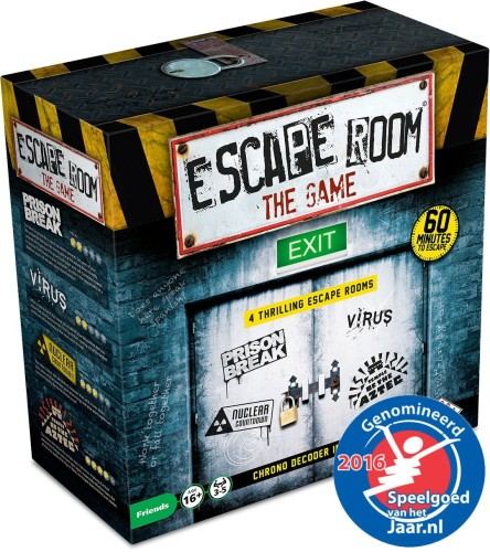 Escape Room the Game (07352)
