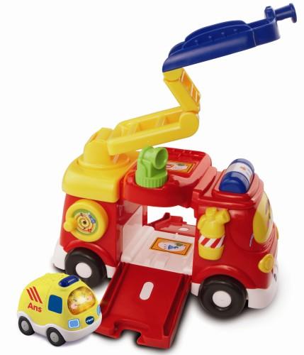 Toet Toet Auto Brandweerwagen Vtech12+ mnd