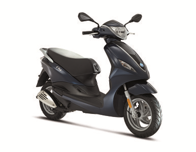 Scooter 45km New Fly 4t-2v Blauw Midnight 209