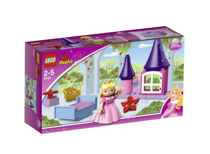 Doornroosjes Slaapkamer Lego 6151 Disney