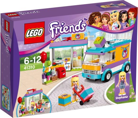 Heartlake pakjesdienst Lego (41310)