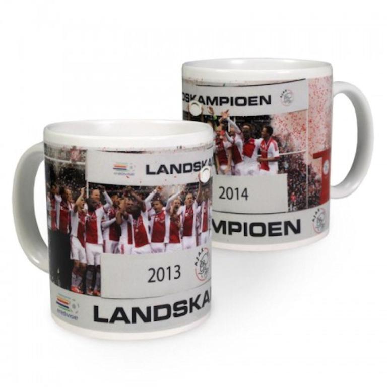 Ajax Mok Landskampioen 2014 Spelers