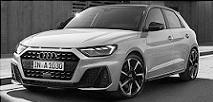 Audi A1 SPORTBACK BOLD EDITION 2018 (BLAUW) (1:43)