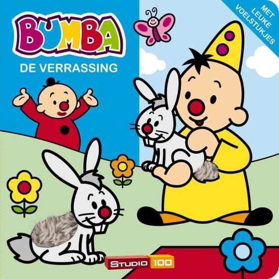 Boek Bumba De Verrassing Voelboekje (BOEK3402010