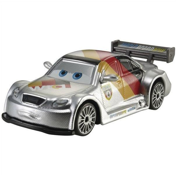Silver Schnell Cars 2