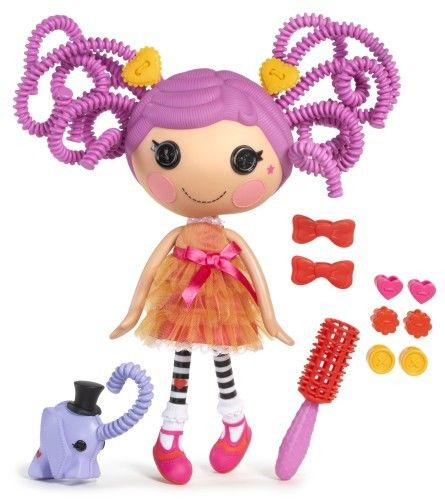 Pop Lalaloopsy Silly Hair Peanut Big Top