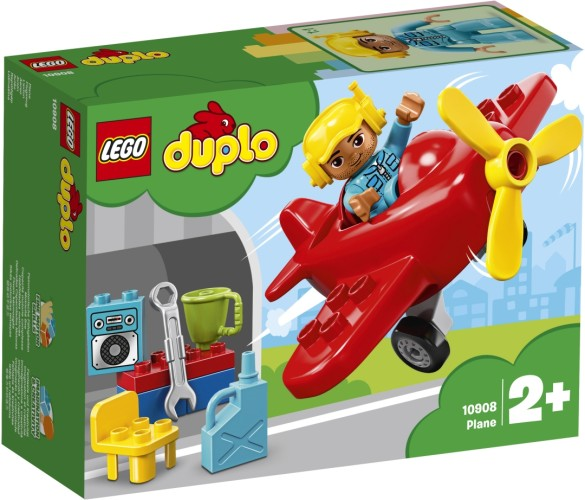 Vliegtuig Lego Duplo (10908)