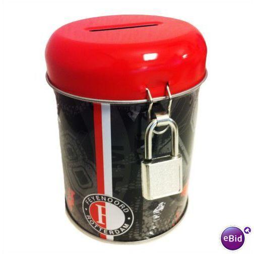 Feyenoord Spaarpot Feyenoord Metaal en Slot