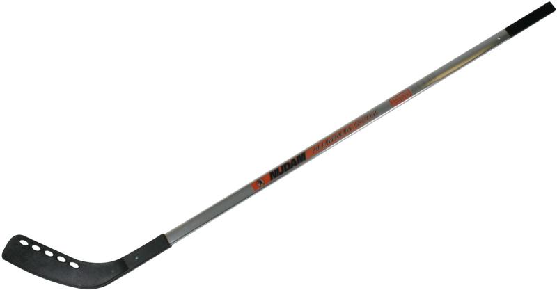 IJshockeystick Aluminium 135 cm Zilver/Oranje