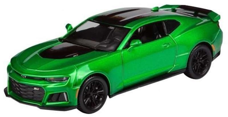 Chevrolet CAMARO ZL1 2017 GREEN PULL BACK 5INCH