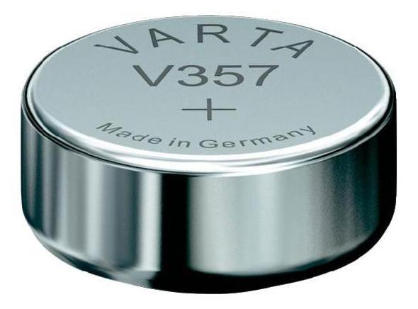 BATT VARTA KNOOP SR44/V357 SIGMA COMPUTER